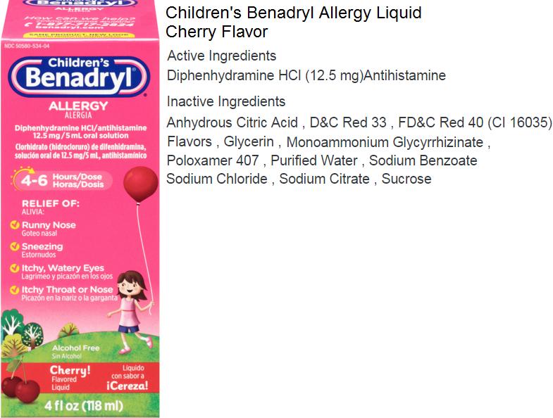 Turner Drugs - Children's Cold, Cough & Allergy